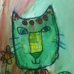 Laurel Birch Cat