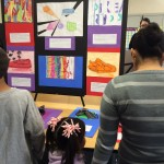 2013 Art Show at Anderson Village School